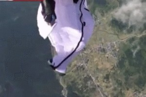 死亡率30%但翼装飞翔才不是疯子的运动